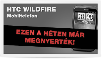 HTC Wildfire Mobiltelefon