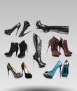 Női cipőcsomagok