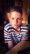 Ő a fiacskám Áron,neki a kinőtt dolgait vásárolhatod meg:-)