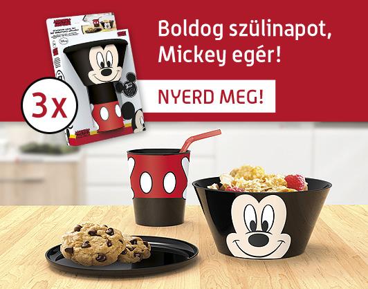 Mickey egér