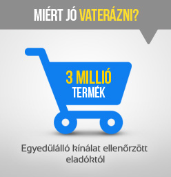 3 millió termék