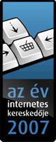 A Vatera az év internetes kereskedője 2007-ben is