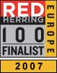 Red Herring szaklap döntőse 2006-ban