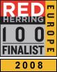 A Vatera.hu Kft. 2008-ban is a RED HERRING 100 EUROPE díj DÖNTŐSEI között