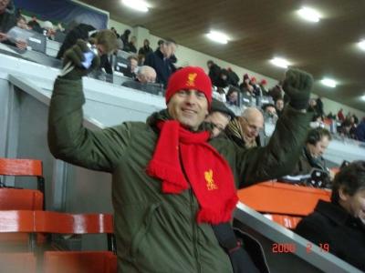 Liverpooli Bajnokok Ligája kaland